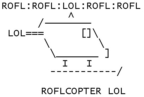 ROFL-Copter
